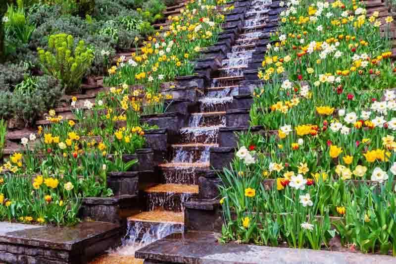 Banks Slopes Inspiring Garden Ideas For All Gardeners