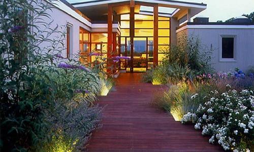 Garden ideas, Landscaping ideas, Front Entrance, Californian Style, Andrew Grossman