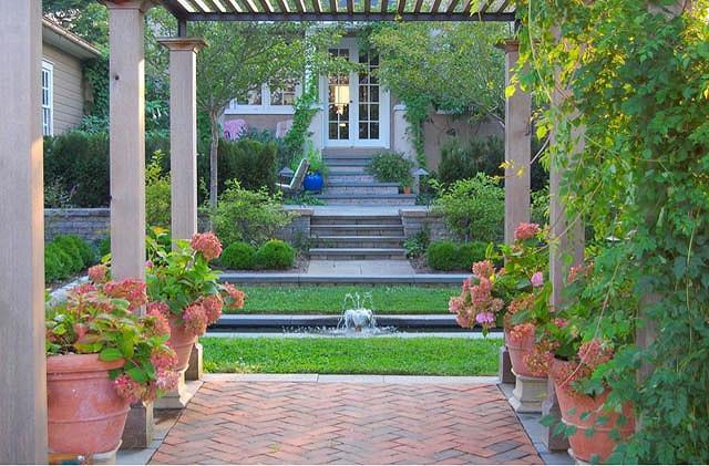 Garden Retreat Fernhill Landscapes