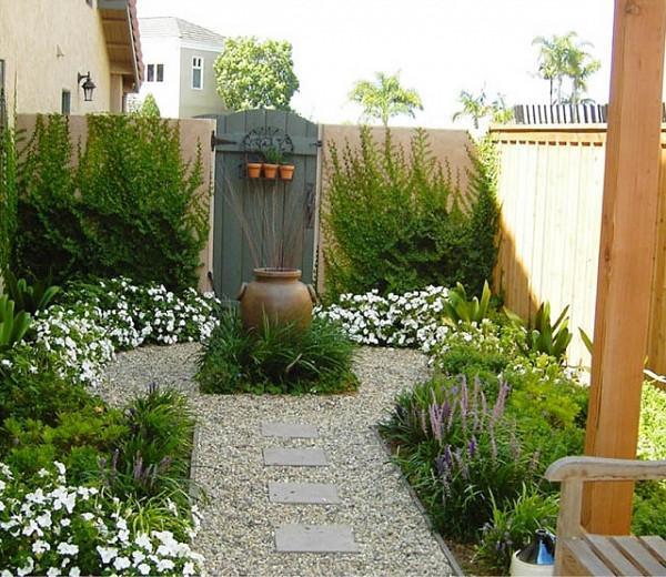 A Charming Gravel Garden Debora Carl Landscape Design