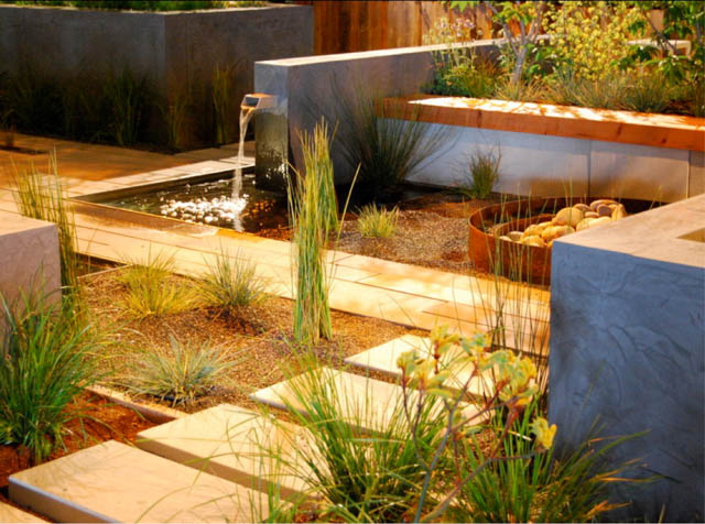Garden ideas, Landscaping ideas, Contemporary Garden, Small garden, Urban Backyard, Envision Landscape Studio, Gold Medal